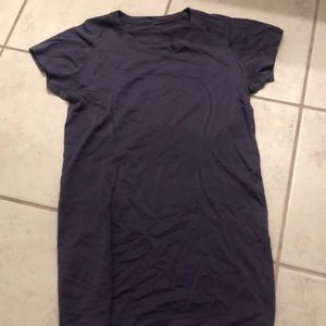 Lululemon Short Sleeve (Plum)